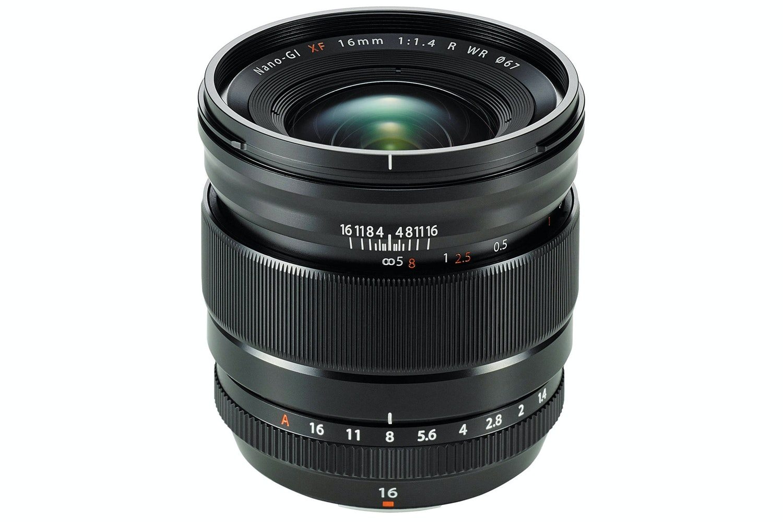 Fujifilm XF-16mm f/1.4 R WR Lens