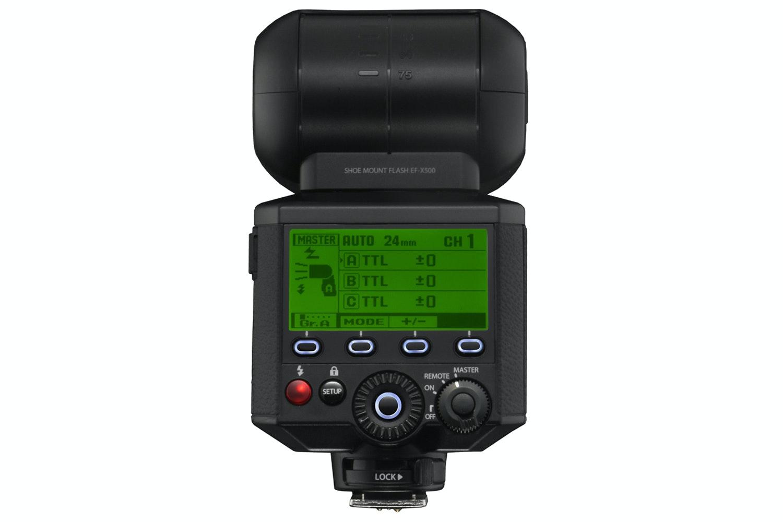 Fujifilm EF-X500 TTL Flash