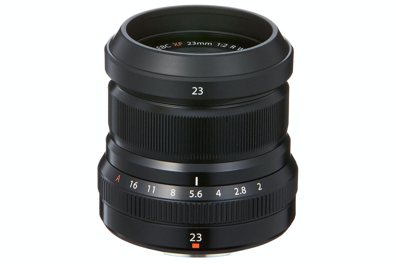 Fujifilm XF-23mm f/2 R WR Lens
