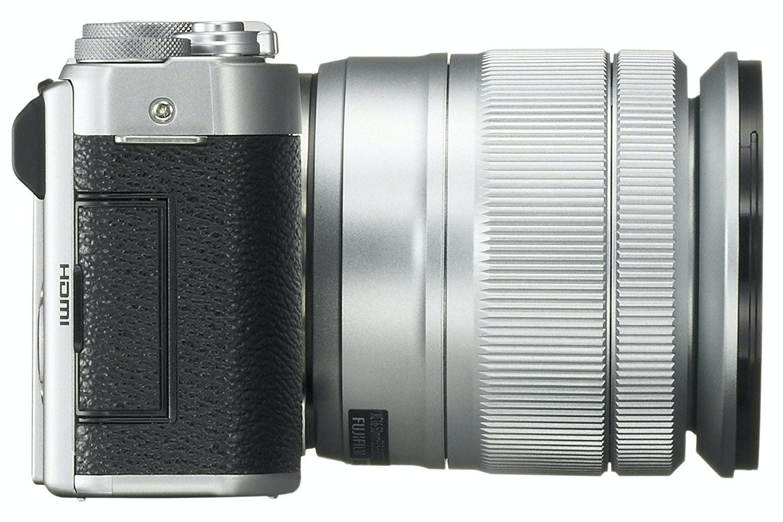 Fujifilm X-A10 & 16-50mm II Lens Kit | Silver