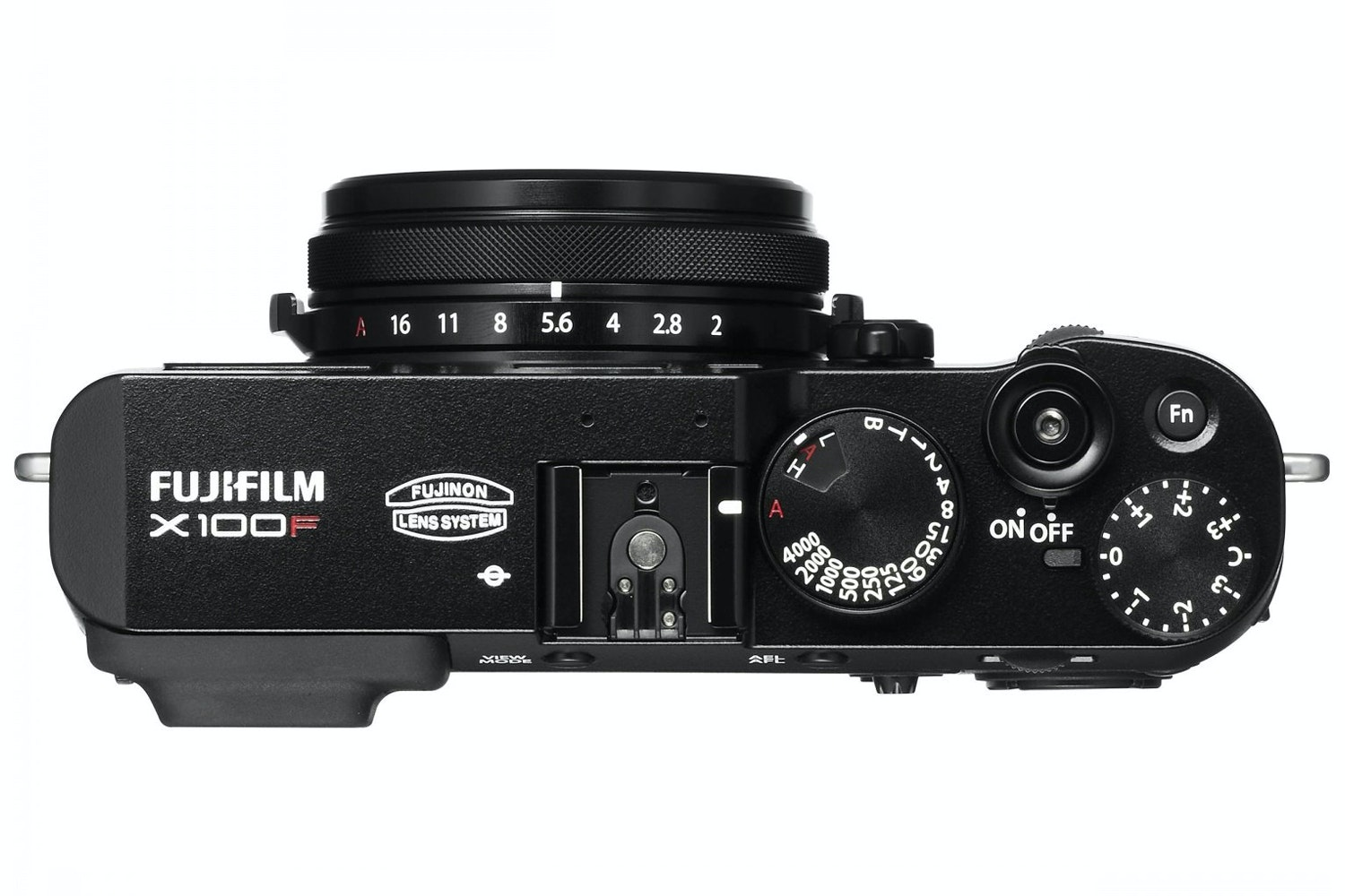 Fujifilm X100F Digital Camera | Black