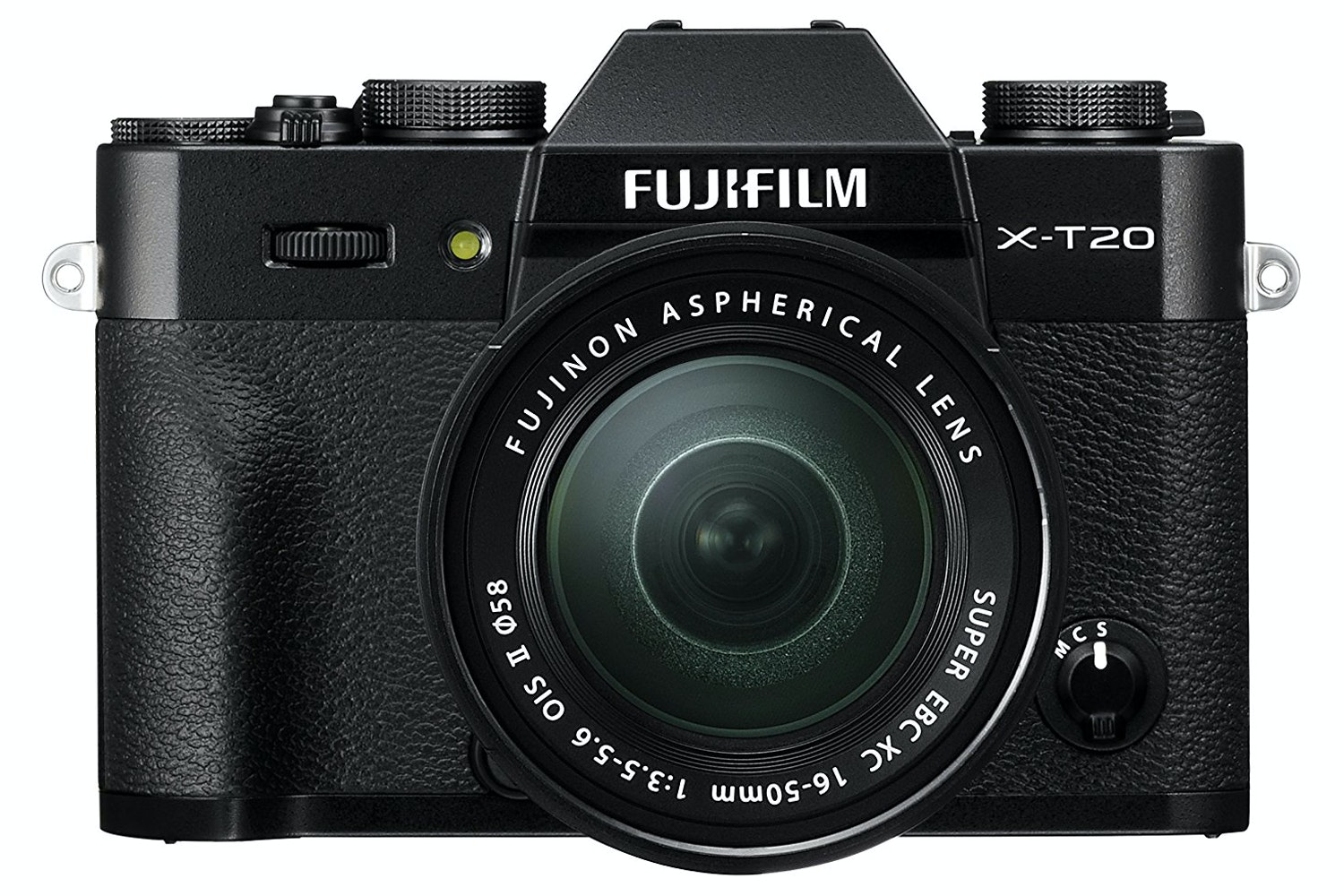Fujifilm X-T20 & 16-50mm II Lens Kit | Black