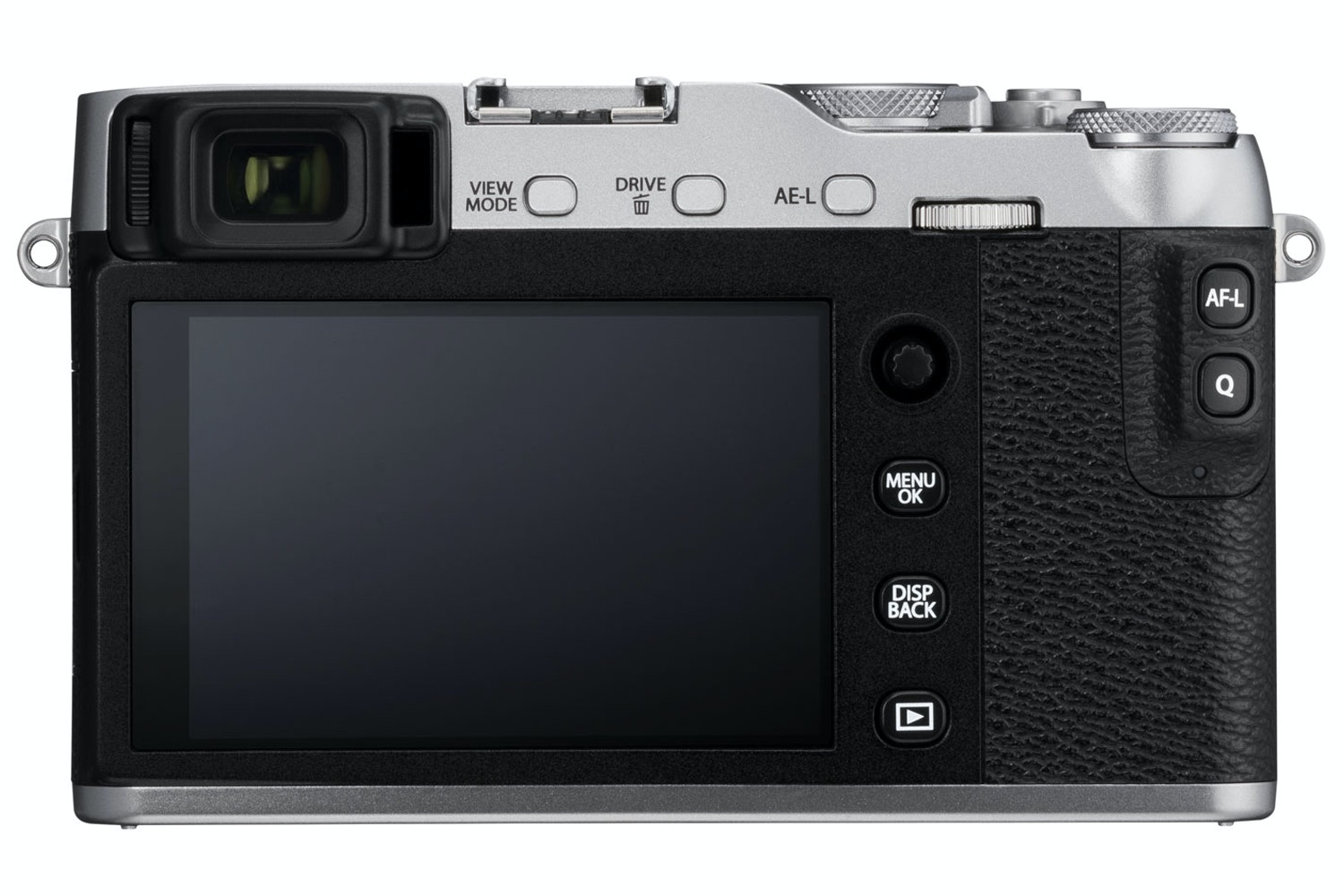 Fujifilm X-E3 Mirrorless Digital Camera | Silver