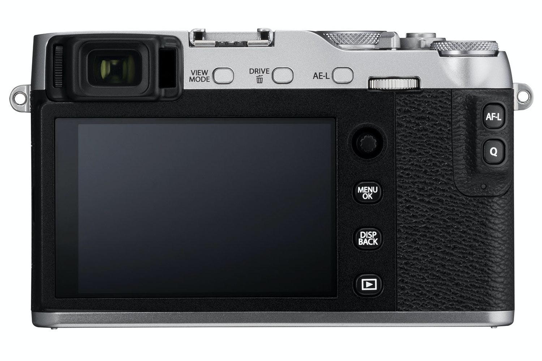 Fujifilm X-E3 Mirrorless Digital Camera | Silver