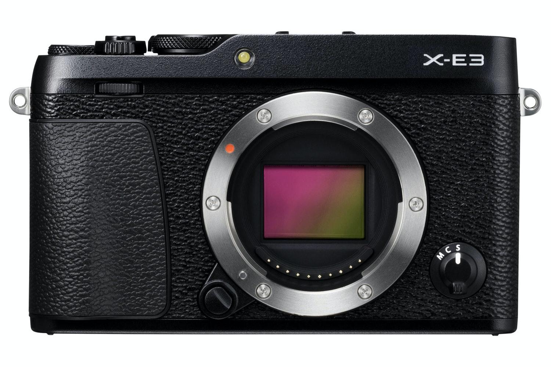 Fujifilm X-E3 Digital Camera | Black