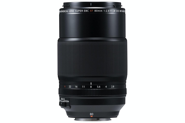 Fujifilm XF-80mm F2.8 R LM OIS WR Macro Lens