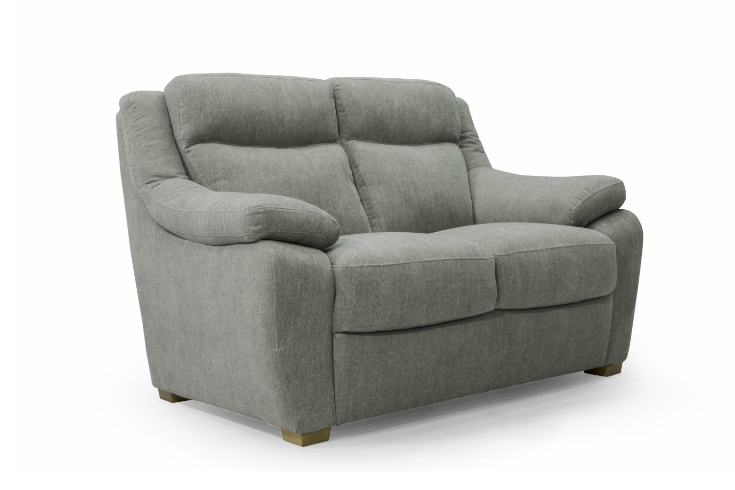 Michelangelo 3 Seater Sofa | Grey Fabric