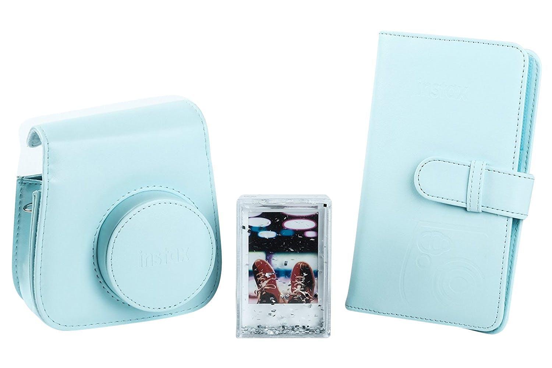 Fujifilm Instax Mini 9 Accessory Kit Ice Blue Ireland