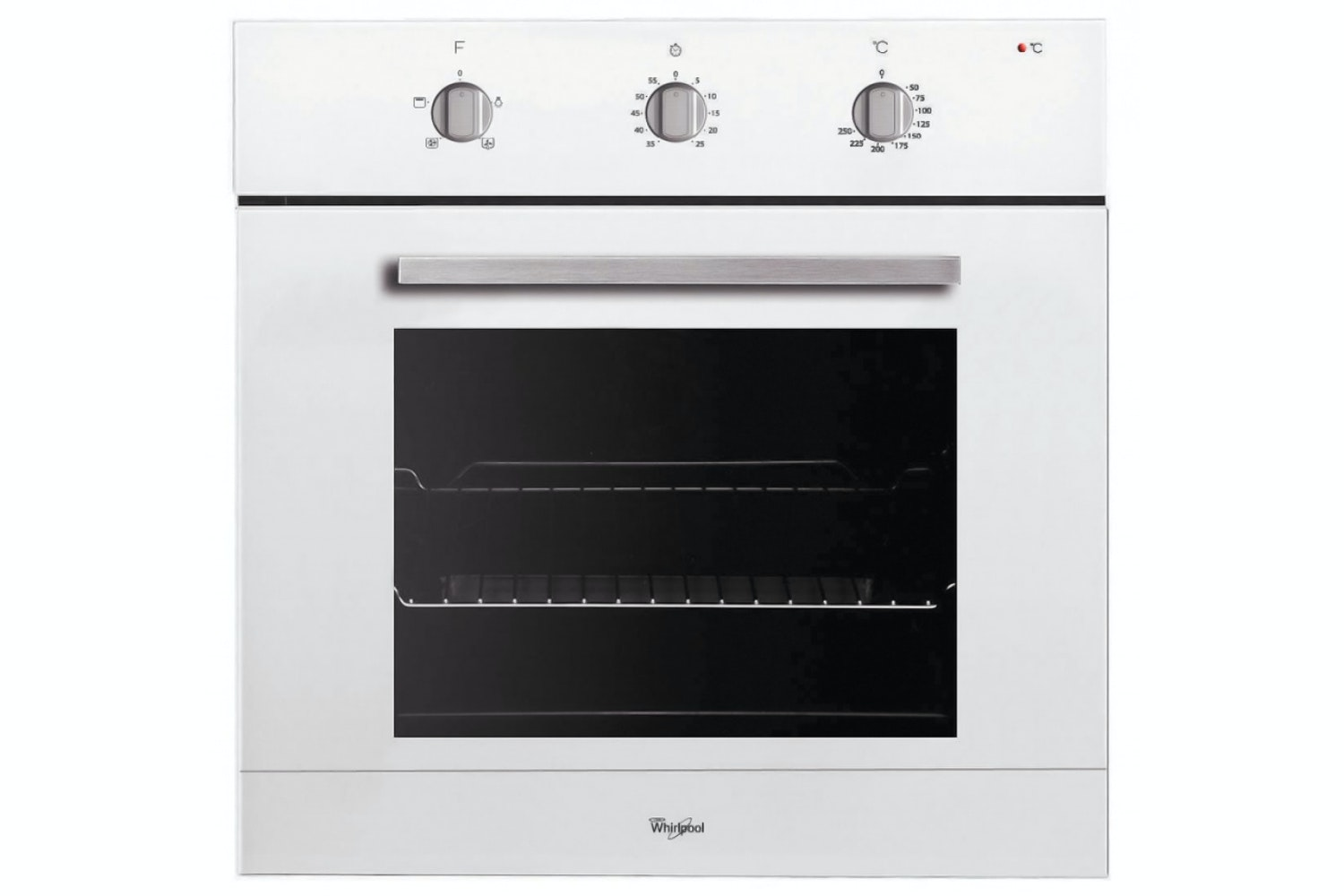 Whirlpool Built In Electric Single Oven   AKP436/WH