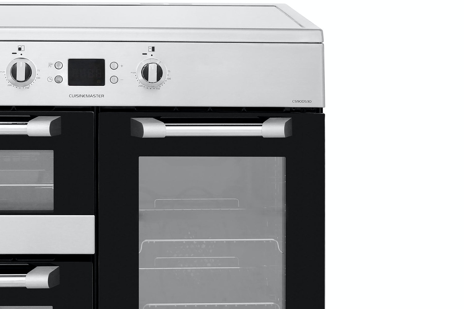 Leisure 90cm Induction Range Cooker | CS90D530X