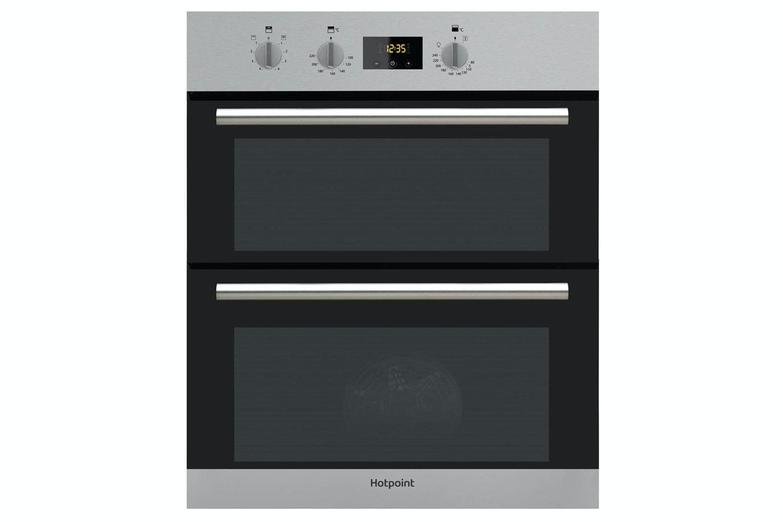 Hotpoint Class 2 Built-in Double Oven | DU2540IX