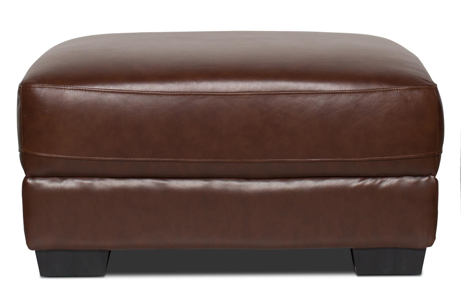 Becky Footstool | Tan