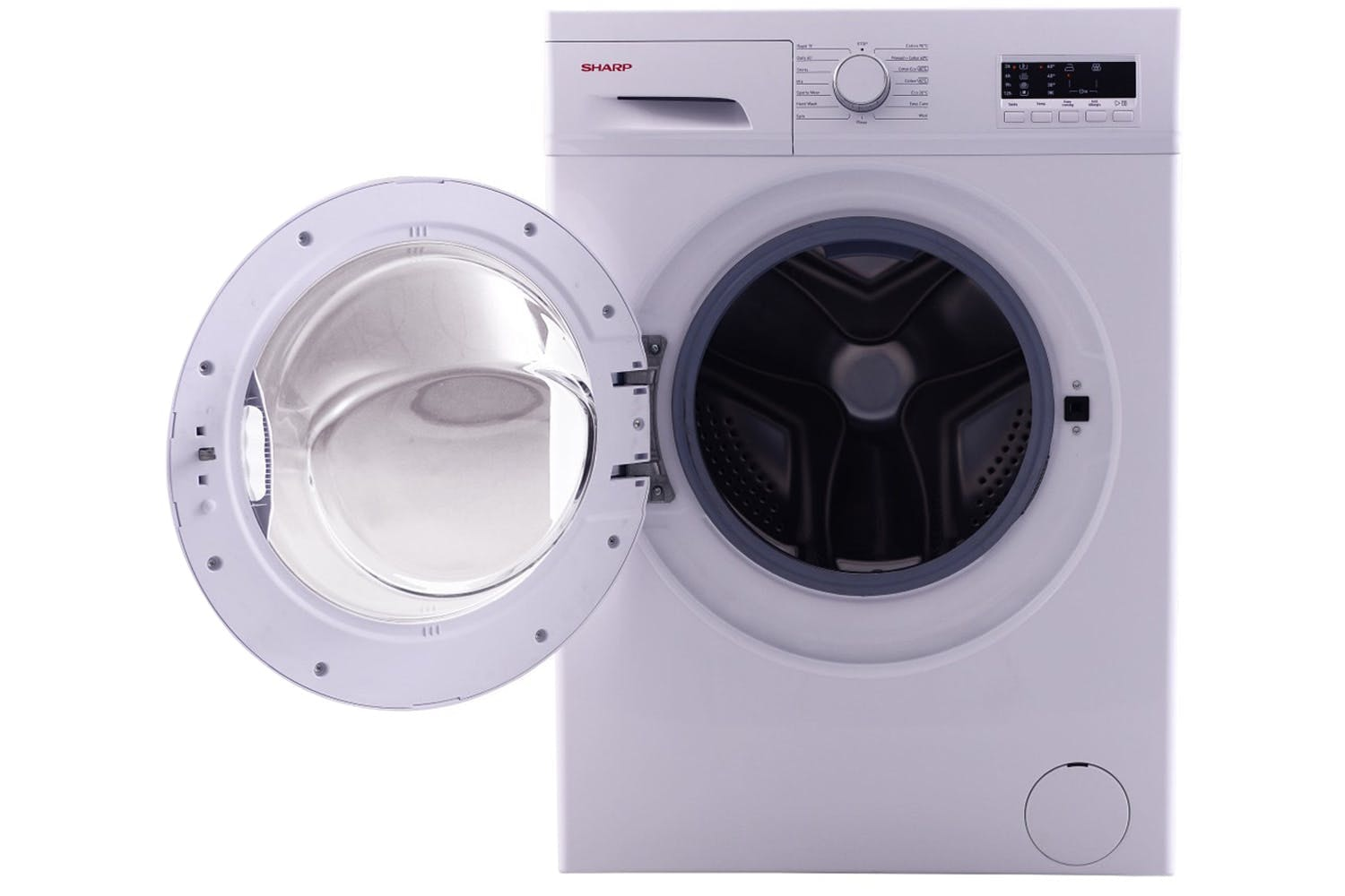 Sharp 6kg Freestanding Washing Machine | ESFA6123W2