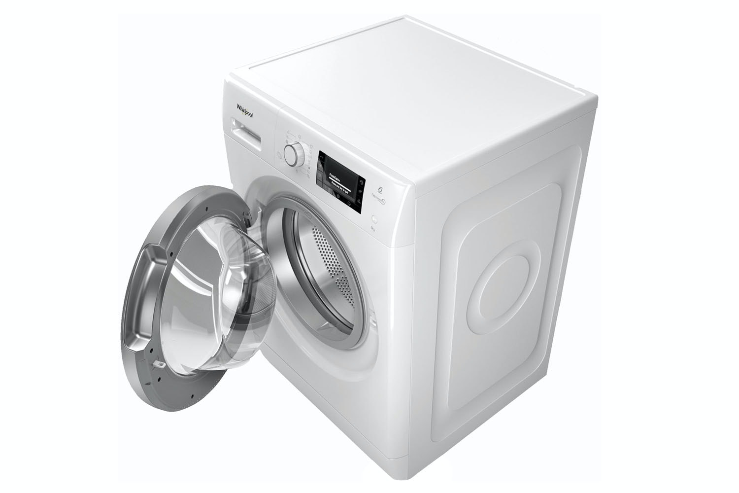 Whirlpool 9kg FreshCare Washing Machine | FWD91496WUK