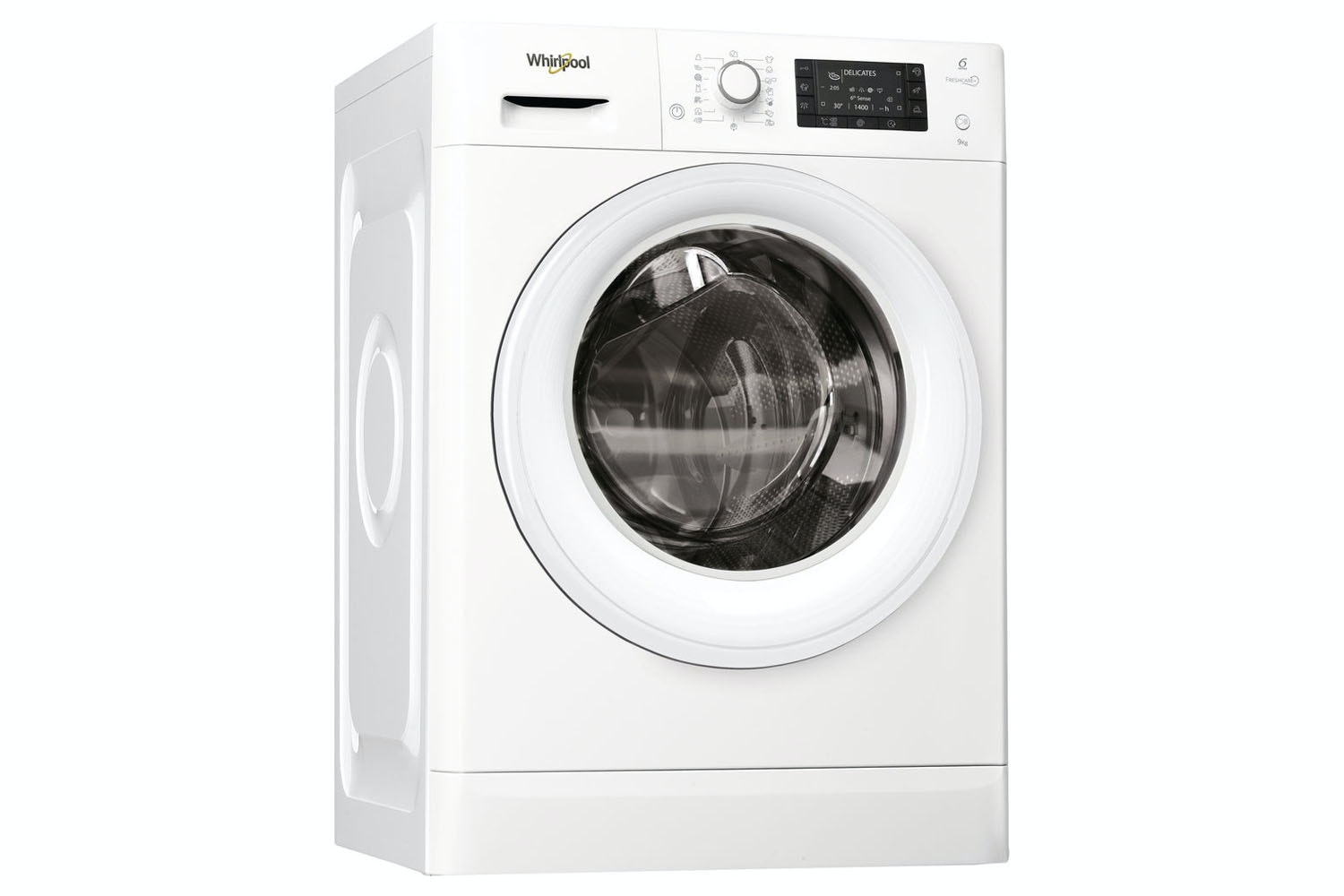 Whirlpool FreshCare 9kg Washing Machine | FWD91496WUK