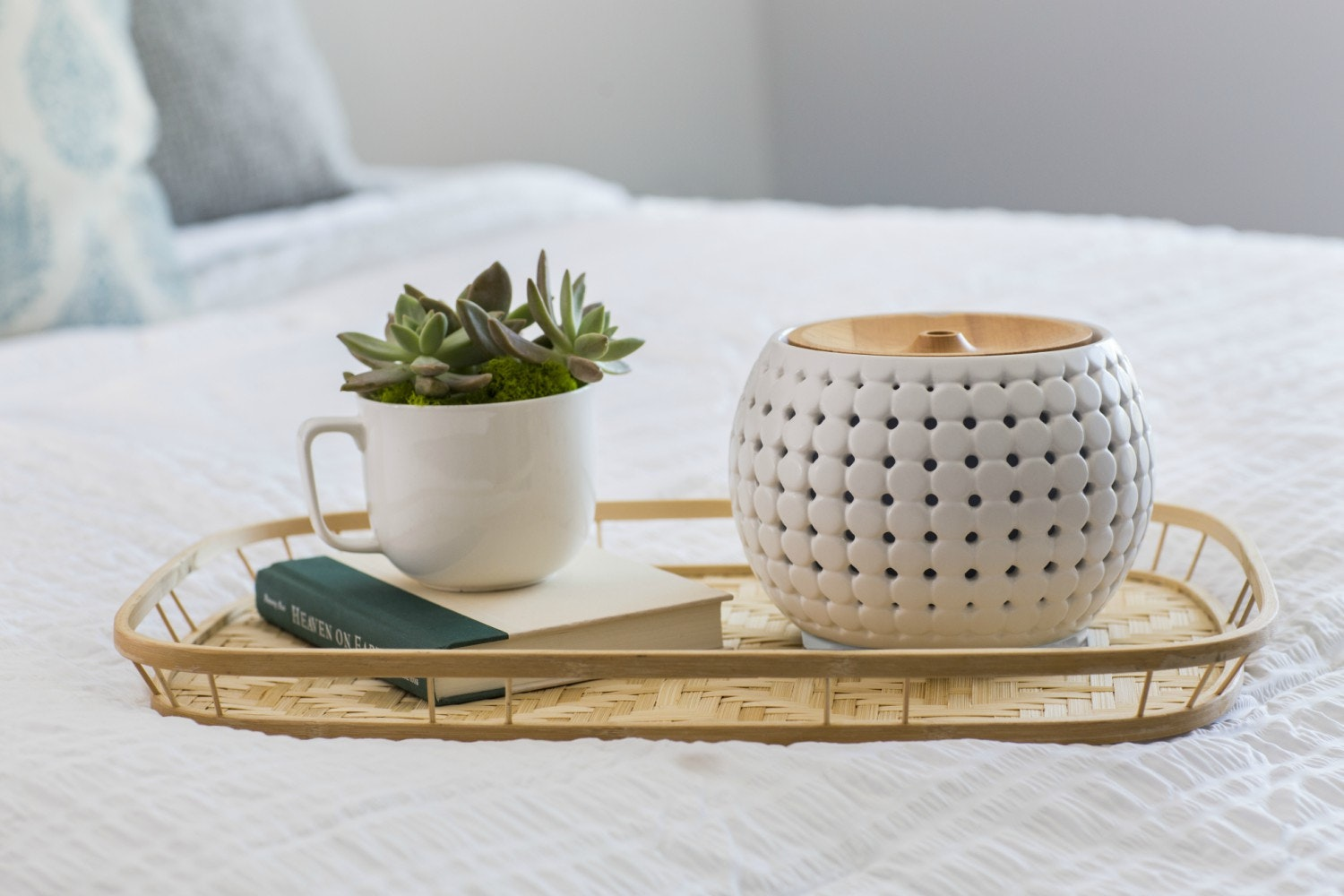 Gather | Ellia Ultrasonic Aroma Diffuser