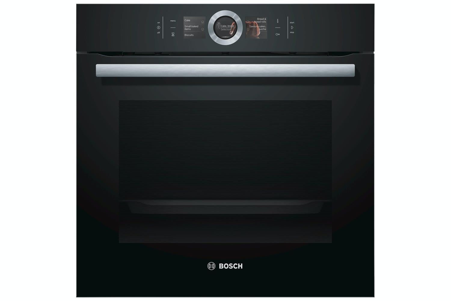 bosch series 8 built in single oven hbg656rb6b ireland. Black Bedroom Furniture Sets. Home Design Ideas