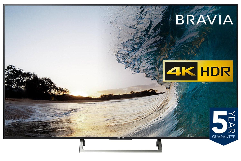 "Sony Bravia 65"" Smart 4K HDR LCD TV | KD65XE8596BU"