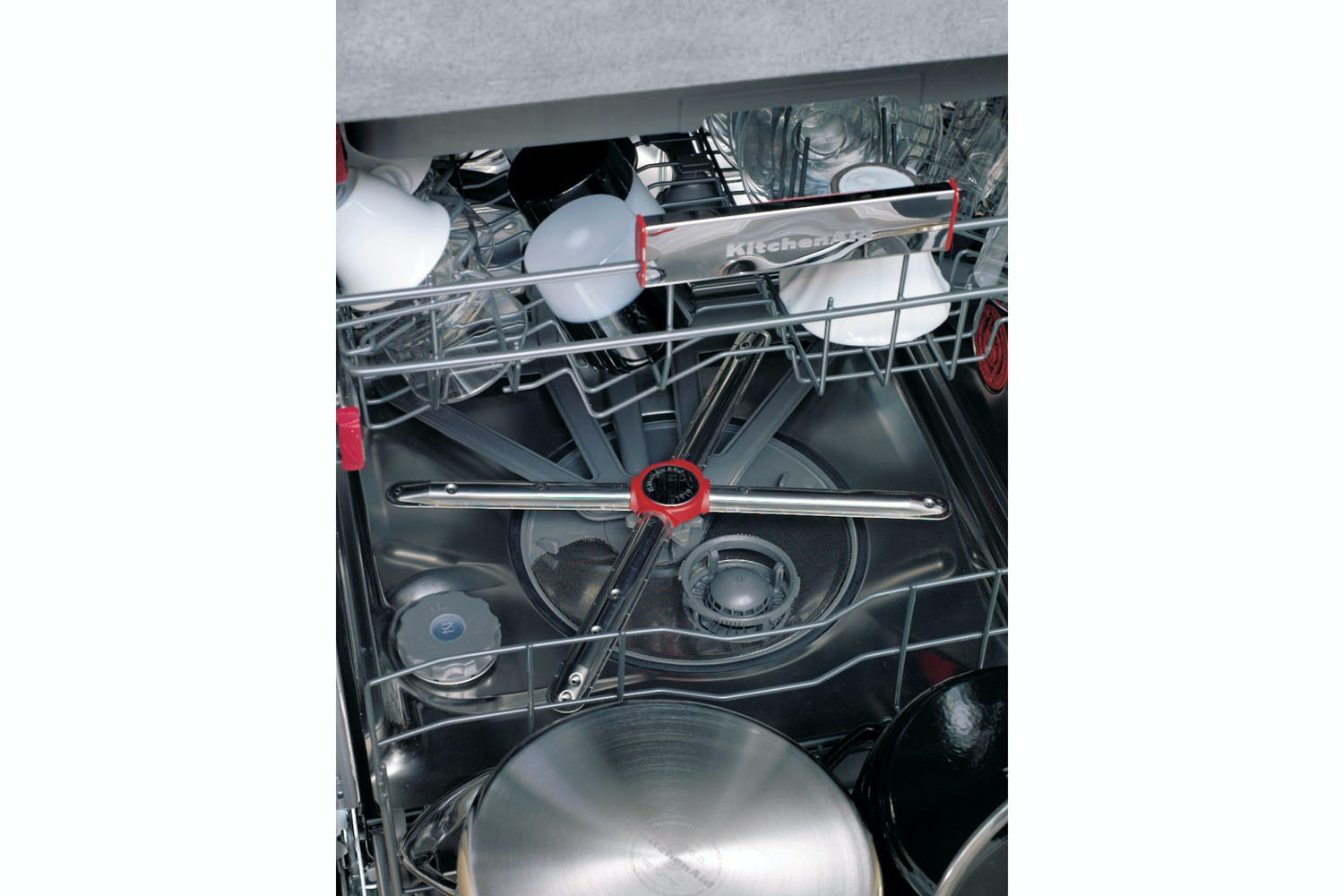 KitchenAid Fully Integrated Dishwasher | 14 Place | KDSCM82140