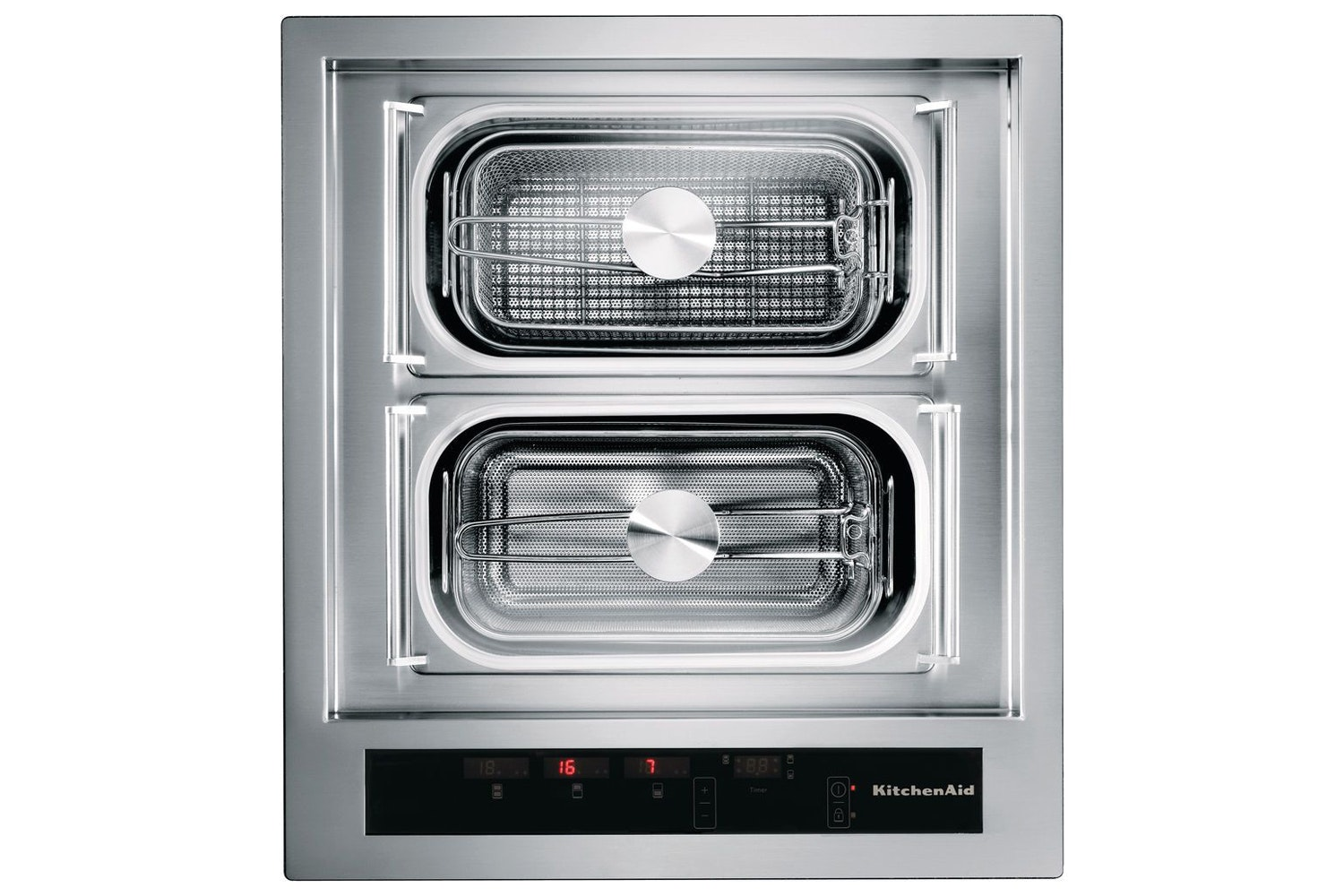 KitchenAid Chef Sign Deep Induction Trays | KHCMS45000