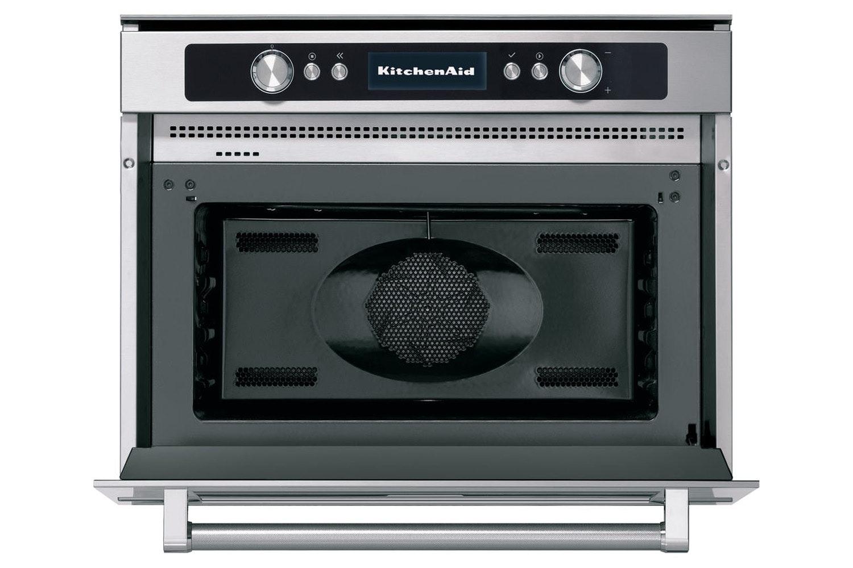 KitchenAid 40L 850W Built In Microwave | KOCCX45600 | Stainless Steel