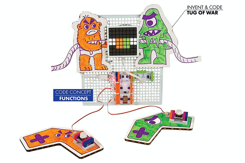 Littlebits Code Kit Ireland Kits Teach Beginning Circuitry To Kids Discount