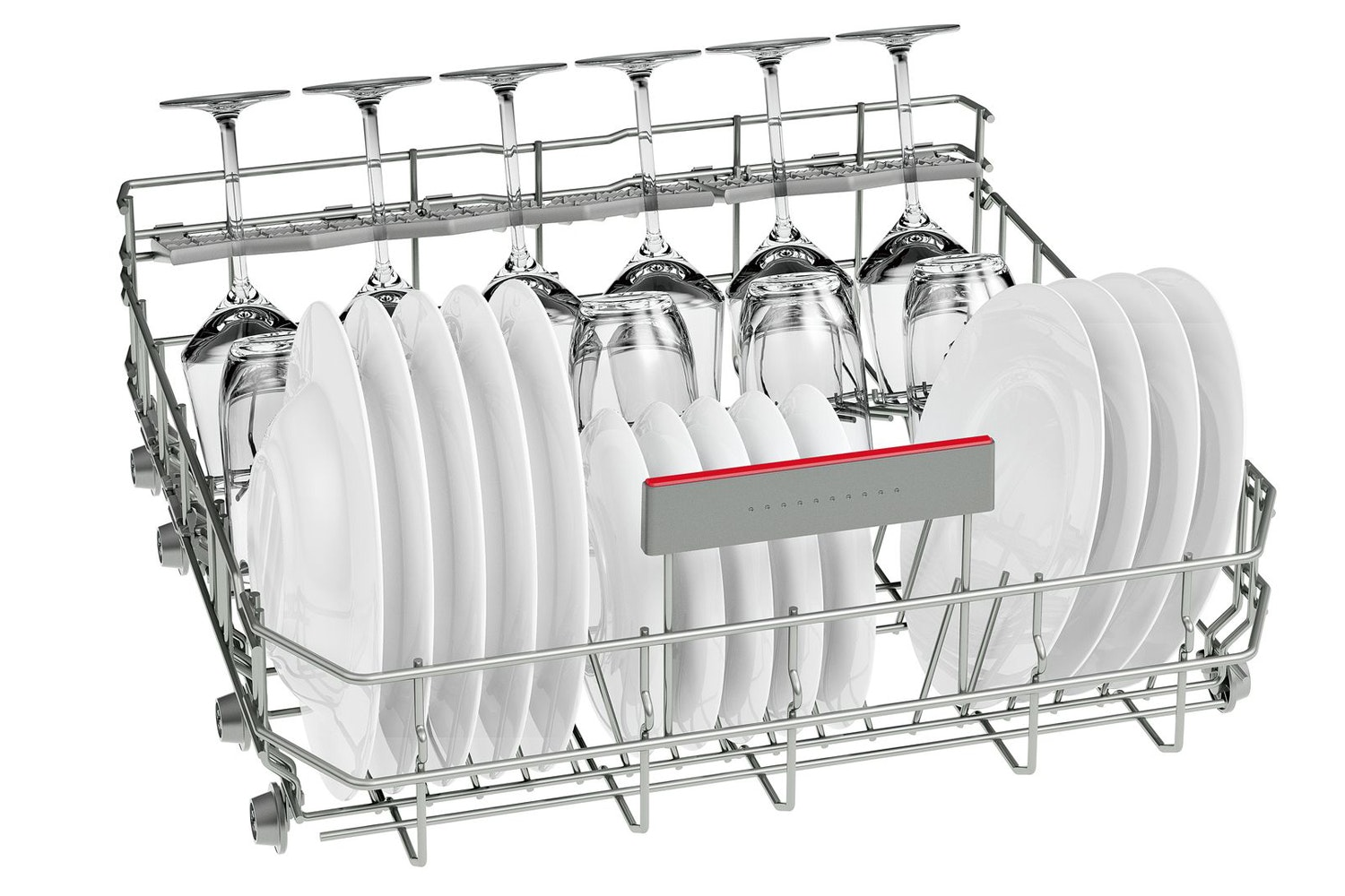 Bosch Serie 4 Integrated Dishwasher | 14 Place | SBE46MX00G