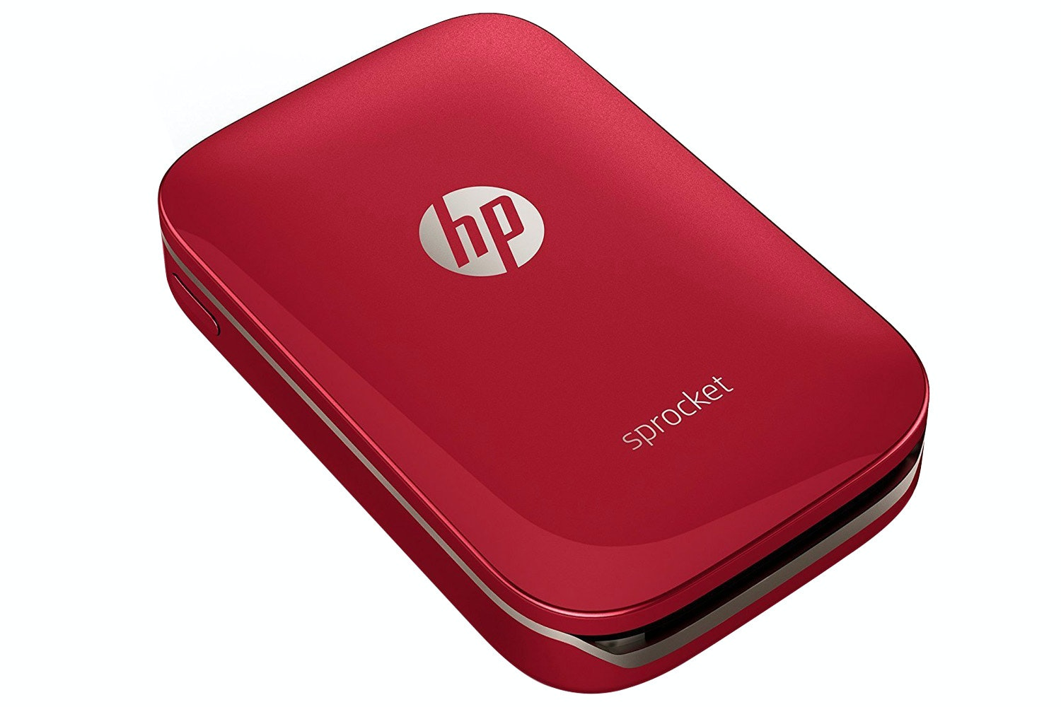 HP Sprocket Photo Printer | Red