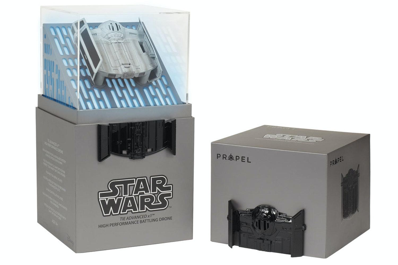 Propel Star Wars Tie Advanced X1 Quadcopter | Collectors Edition