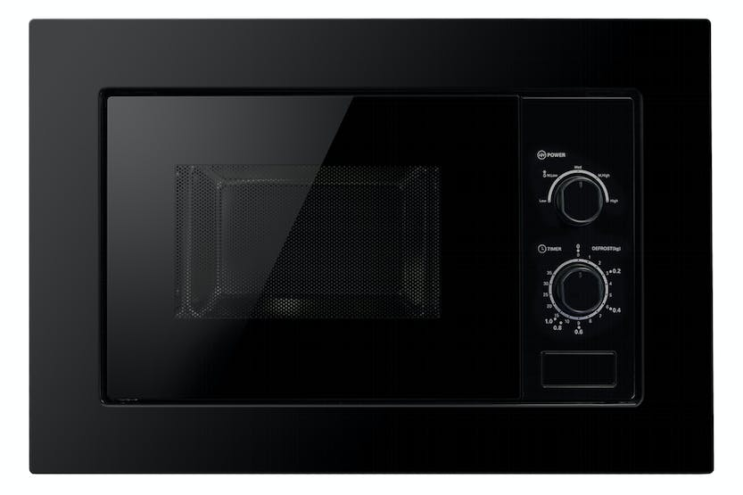 Cata 20L 800W Built In Microwave | UBPBK20LC | Black