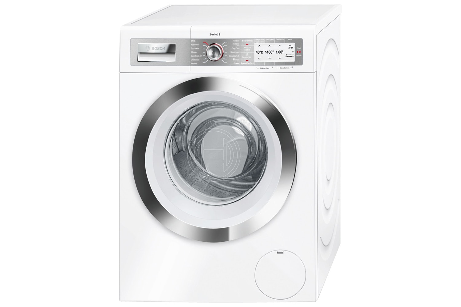 Bosch Series 8 9kg Washing Machine | WAYH8790GB
