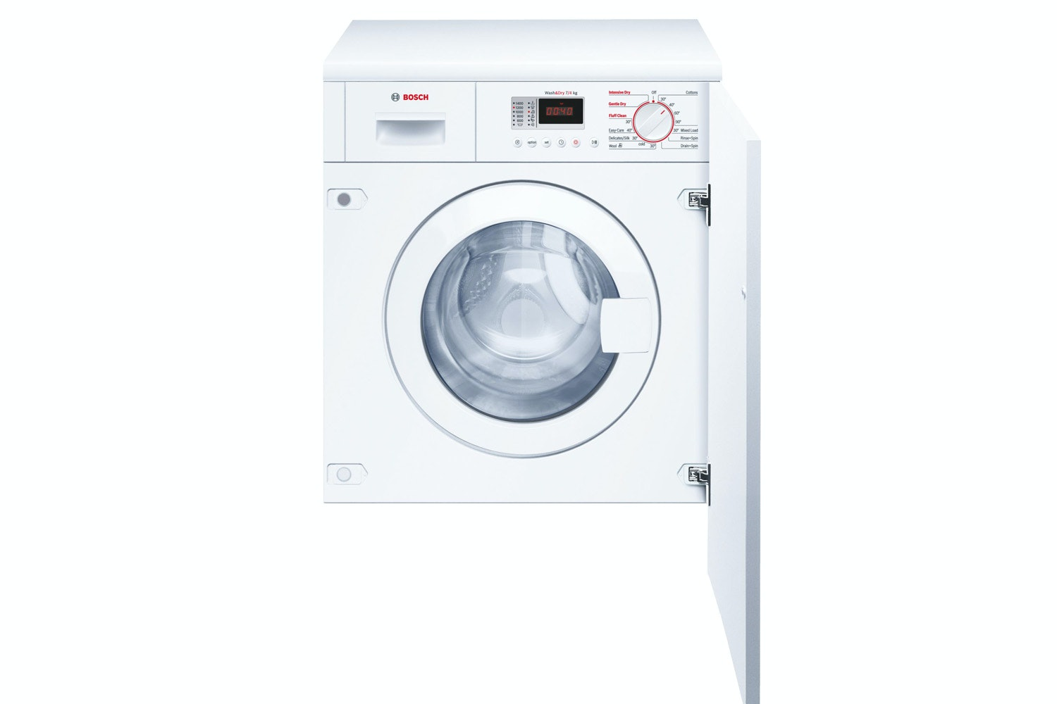 Bosch Series 4 7Kg / 4Kg Washer Dryer | WKD28351GB