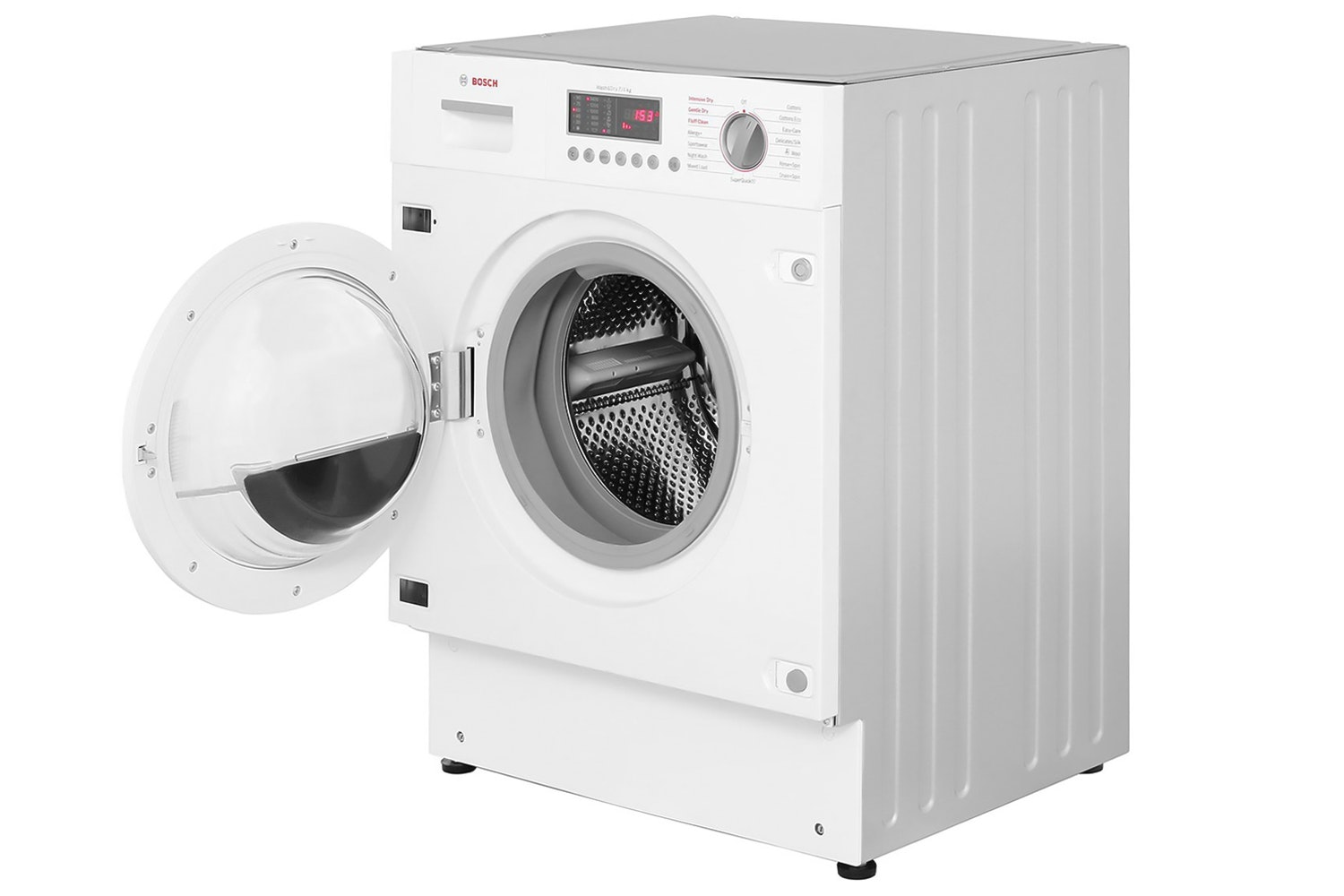 bosch washer dryer. Bosch 7kg Integrated Washer / 4kg Dryer | WKD28541GB