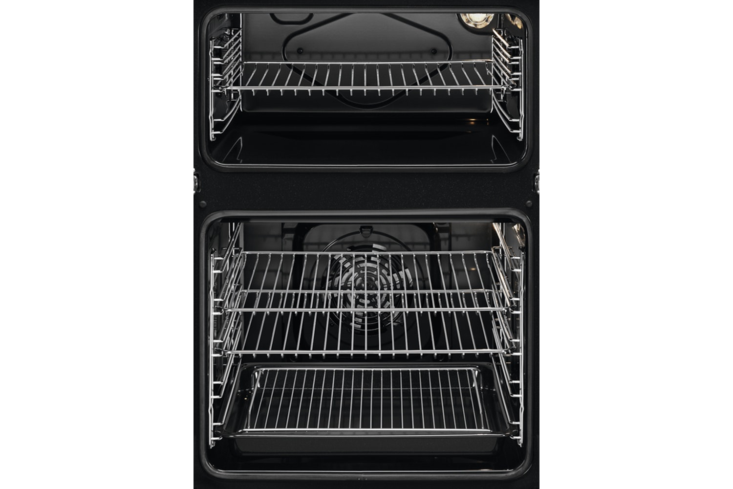 Zanussi Built-in Double Oven | ZOD35661WK