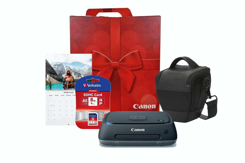 Canon Xmas17 Red Box