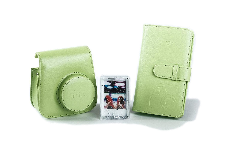 Fujifilm Instax Mini 9 Accessory Kit | Lime Green