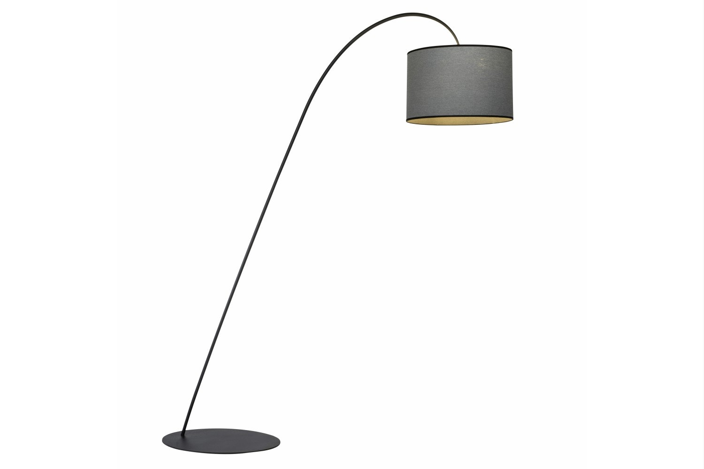 Giraffe Grey Floor Lamp