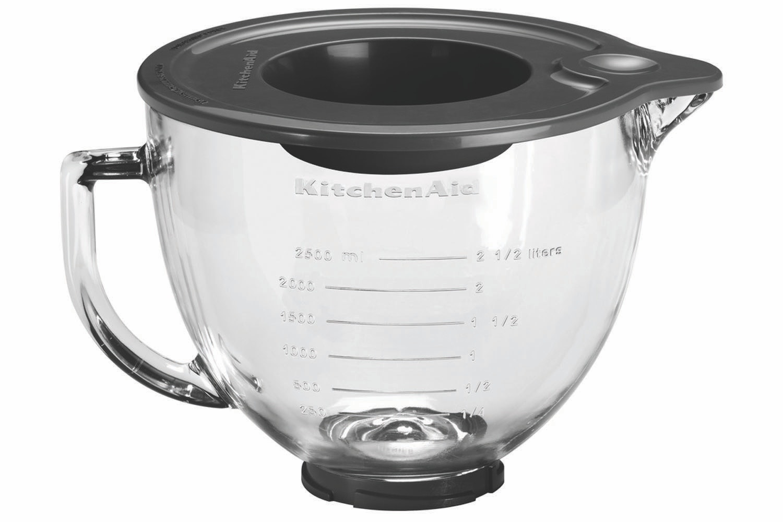 KitchenAid 4.8L Glass Bowl for Stand Mixer | 5K5GB