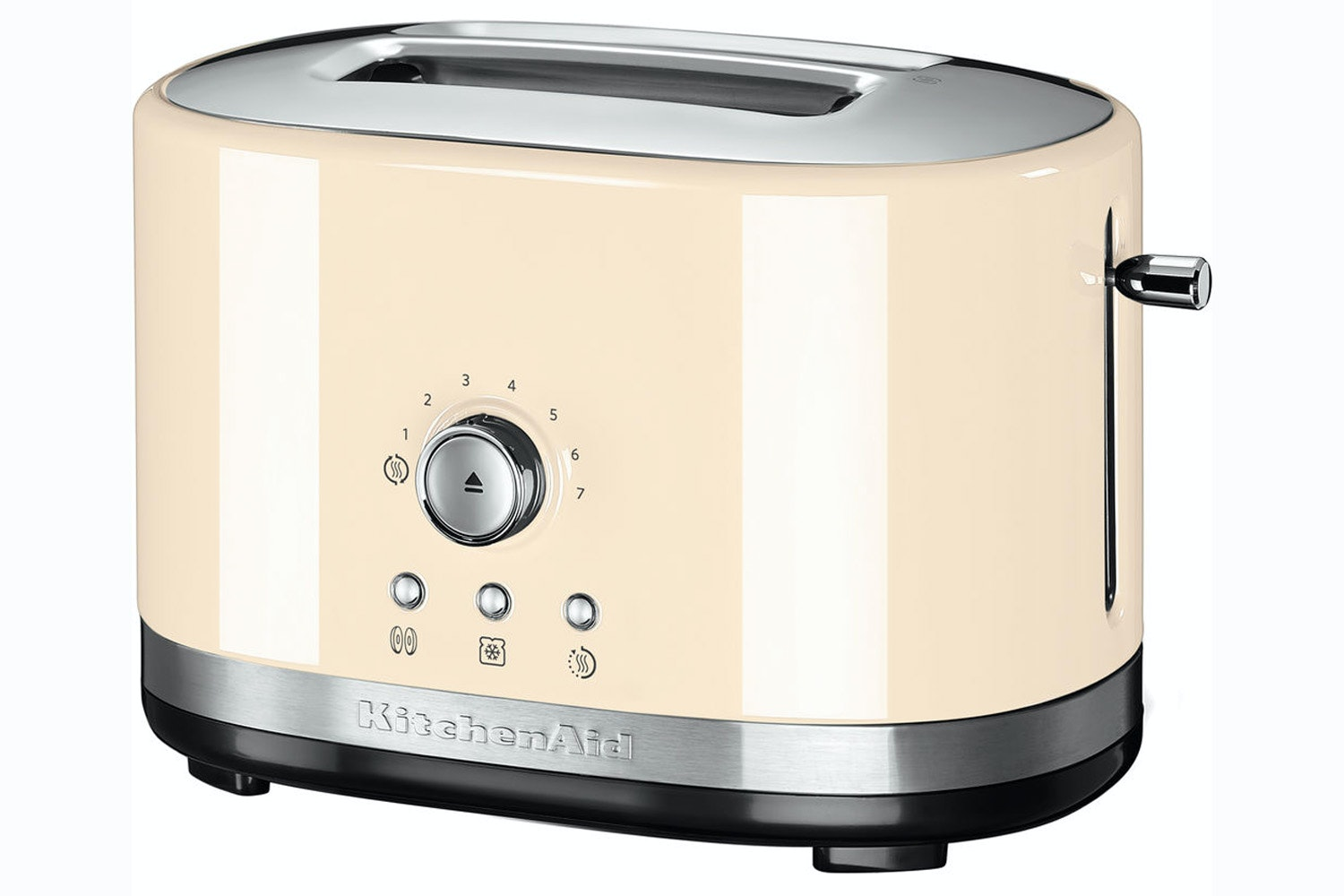 KitchenAid 2 Slice Toaster | 5KMT2116BAC | Almond Cream