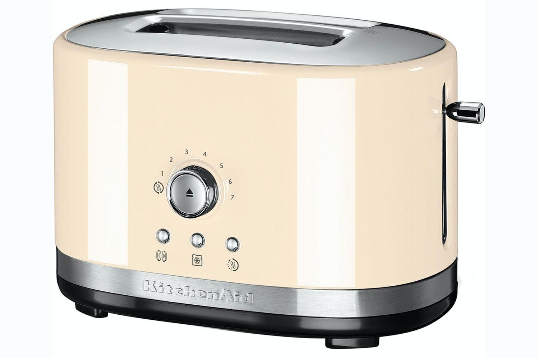 KitchenAid® 2 Slice Toaster | 5KMT2116BAC | Almond cream