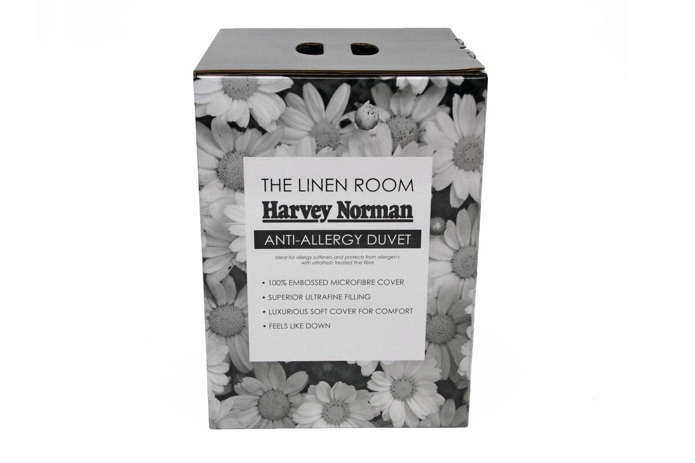 The Linen Room Anti - Allergy Duvet 13.5 Tog | Single [CLONE]