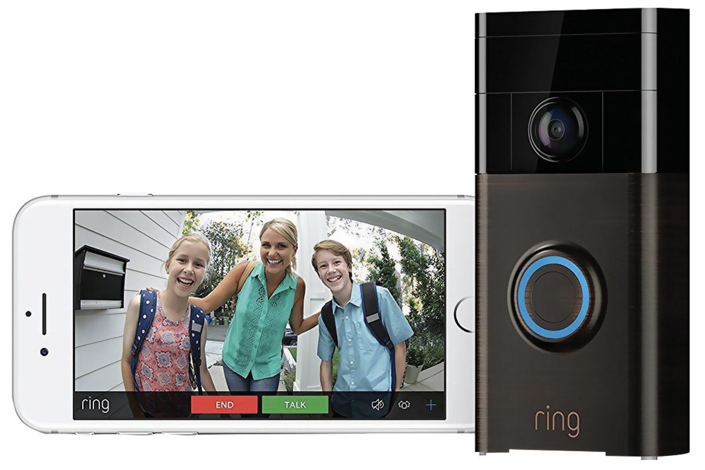 Ring Video Doorbell | Venetian Bronze