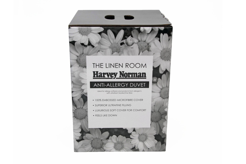 The Linen Room  Anti - Allergy Duvet 13.5 Tog   Super King