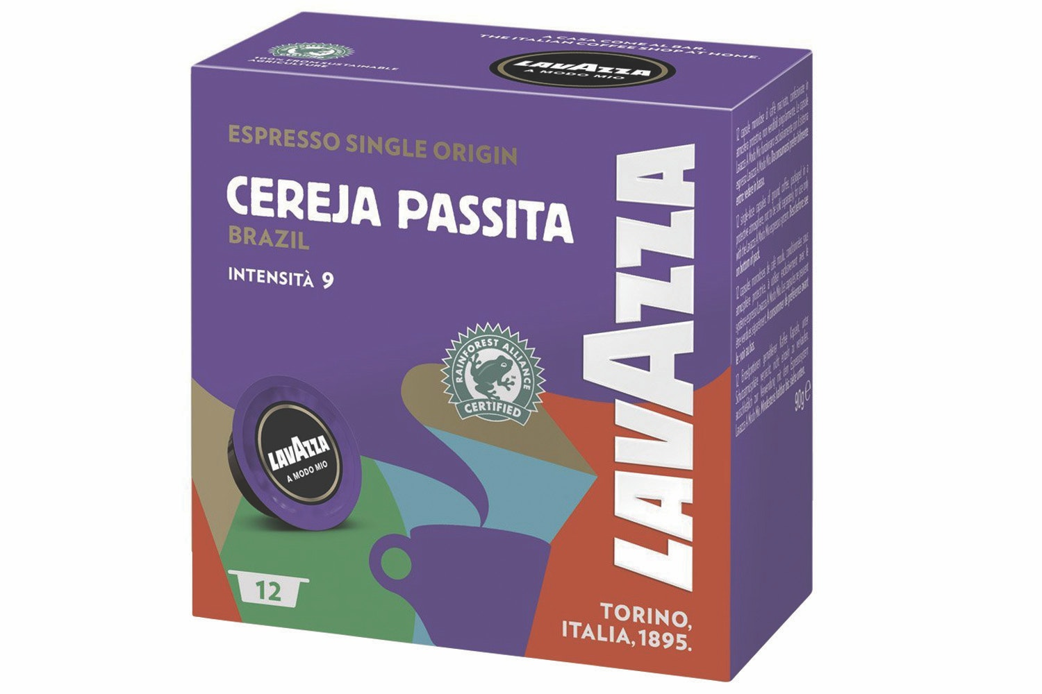 Lavazza Cereja Passita Coffee Capsule