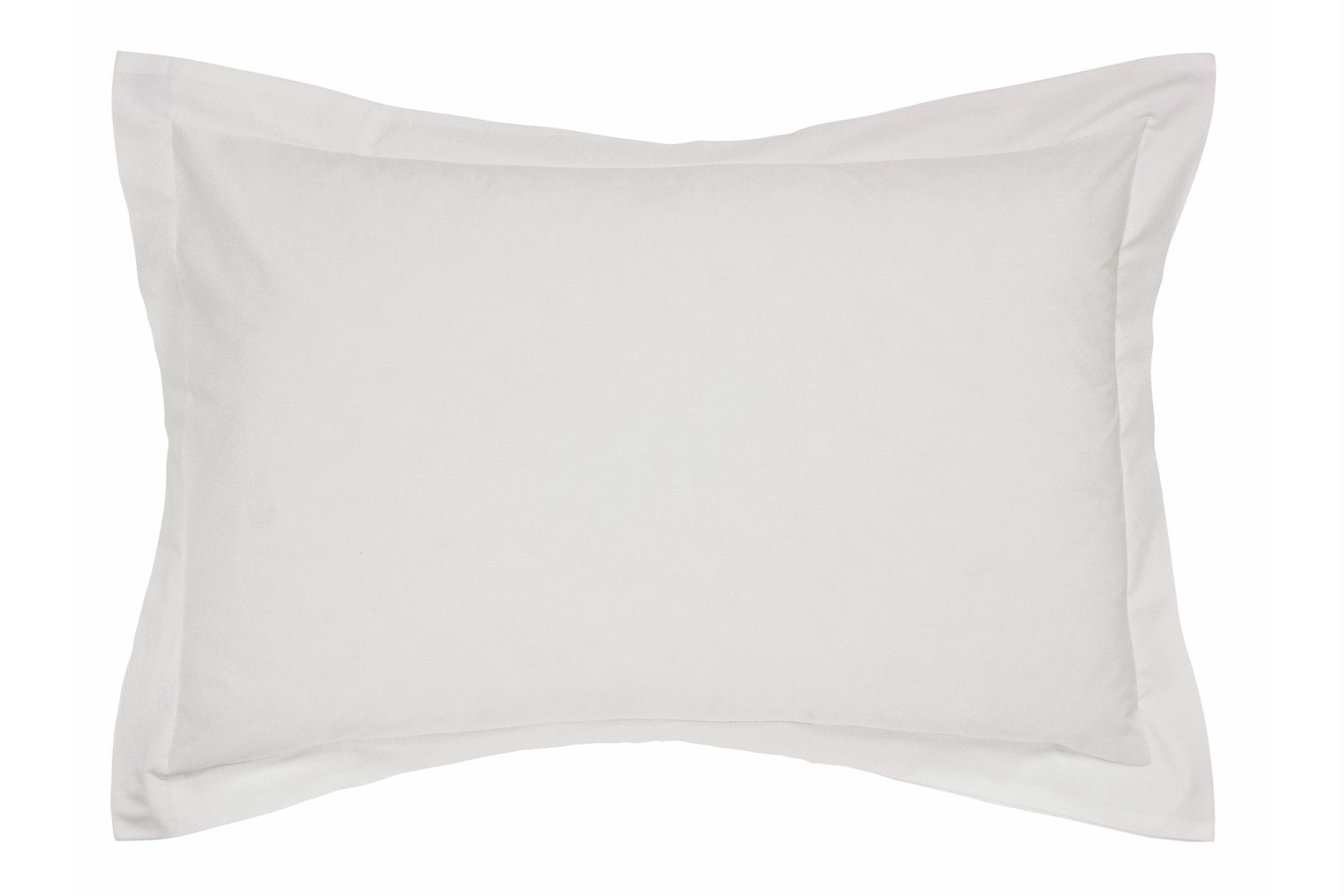 Helena Springfield Oxford Pillowcase | Silver