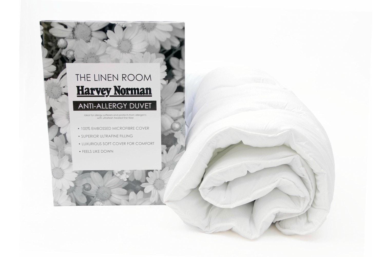 The Linen Room Anti - Allergy Duvet 13.5 Tog   Single
