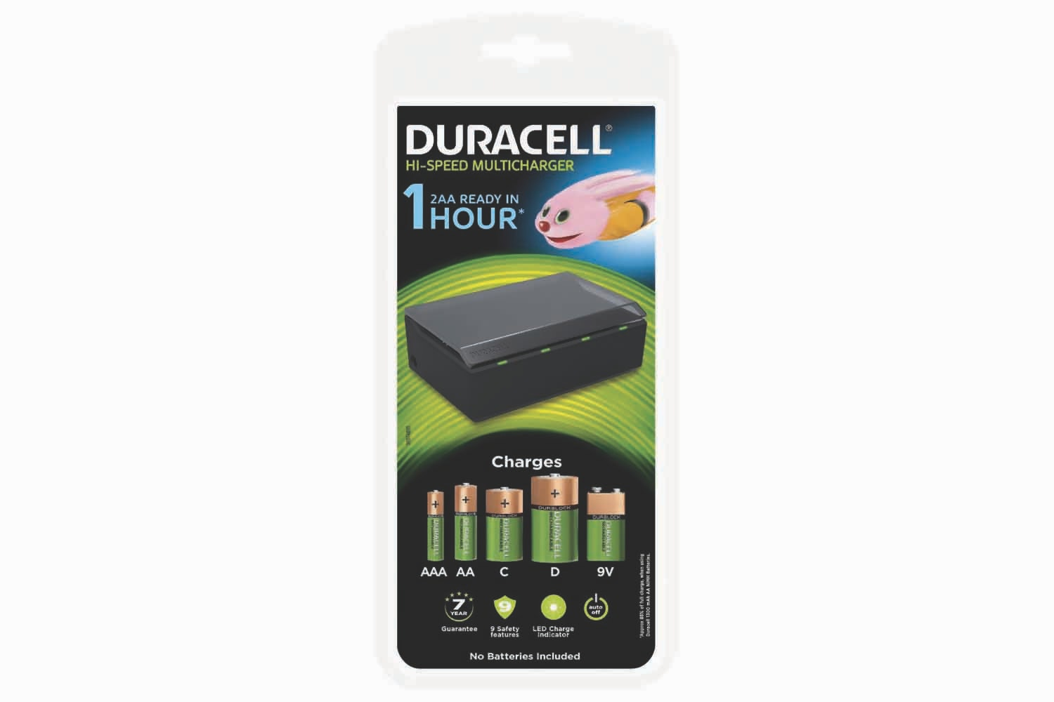 Duracell CEF22 Multi Charger