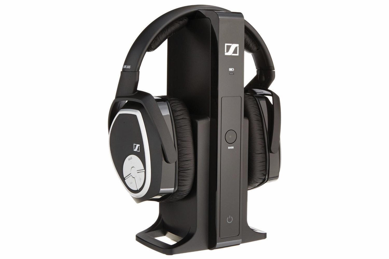 Sennheiser Digital Over Ear Wireless Headphones | Black
