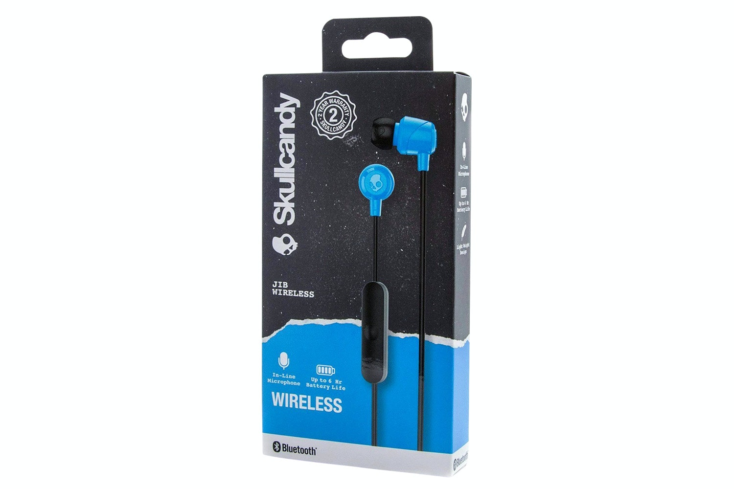 Skullcandy  Jib In Ear Wireless Headphones | S2DUW-K012