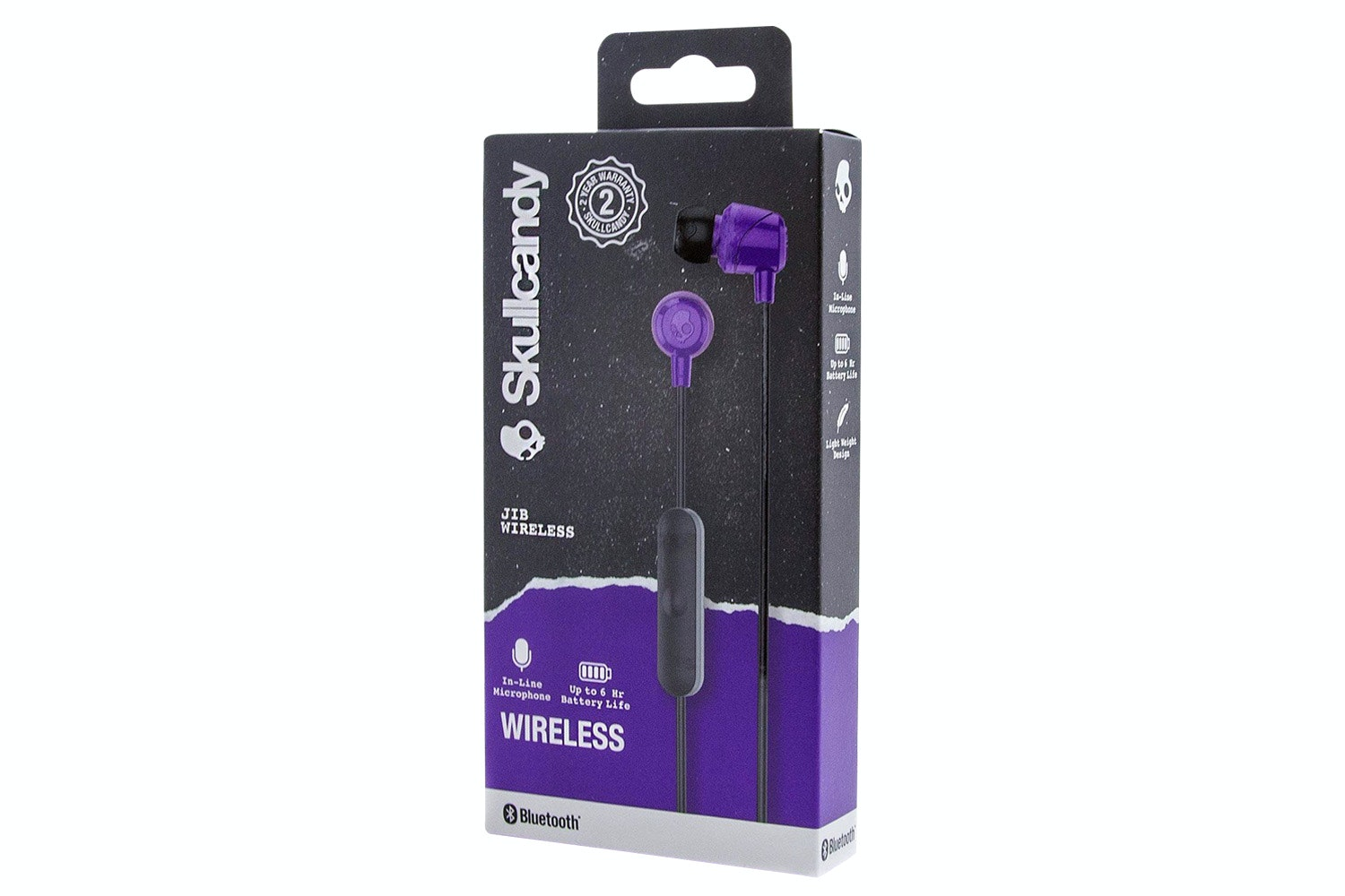 Skullcandy  Jib In Ear Wireless Headphones | S2DUW-K082